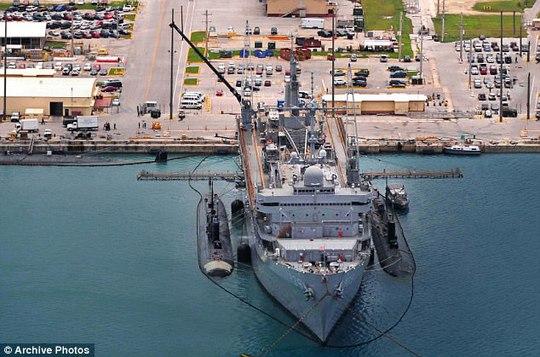 Có gì bên trong các căn cứ Mỹ trên đảo Guam? - Ảnh 3.