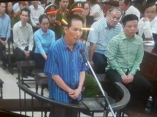 Xử đại án Hà Văn Thắm: Là lái xe, khi điều tra xét hỏi mới biết có chức TGĐ - Ảnh 1.