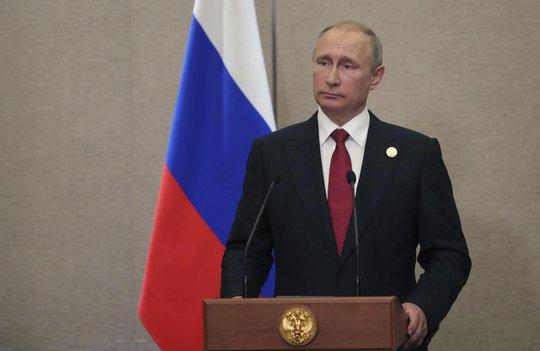 """Ông Putin """"không thất vọng"""" về Tổng thống Donald Trump - Ảnh 1."""