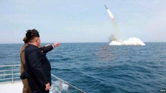 Nhật Bản lo Triều Tiên tấn công bằng xung điện từ - Ảnh 1.