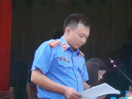 Đại án OceanBank: Đề nghị tử hình Nguyễn Xuân Sơn, chung thân Hà Văn Thắm - Ảnh 1.