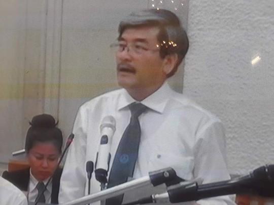 LS ngỡ ngàng khi Hà Văn Thắm bị đề nghị chung thân - Ảnh 1.