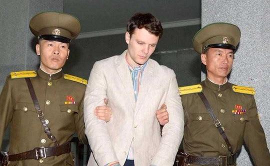 Triều Tiên: Tổng thống Mỹ lợi dụng vụ sinh viên tử vong - Ảnh 1.