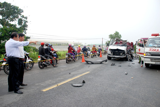 Danh tính nạn nhân vụ tai nạn 6 người chết ở Tây Ninh - Ảnh 2.