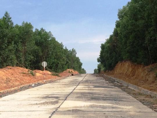 Thông xe đường vào mỏ đá Tân Cang: tin vui dành cho người dân xã Phước Tân, Biên Hòa - Ảnh 1.