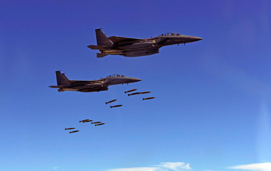 Hàn Quốc có loại bom khống chế Triều Tiên? - Ảnh 1.