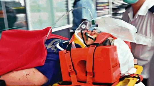 Hồng Kông: Giết người thân rồi tự sát - Ảnh 1.