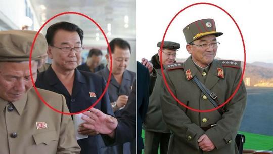 Triều Tiên: Hai quan lớn biến mất trước động đất - Ảnh 1.