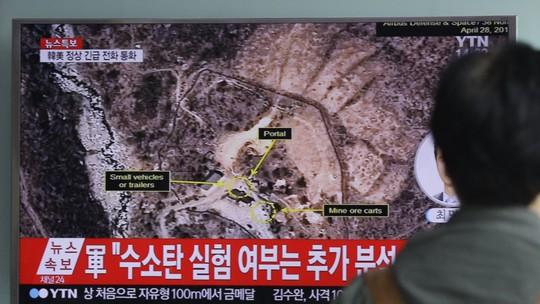 Bãi thử hạt nhân của Triều Tiên bị hội chứng núi mệt mỏi? - Ảnh 1.