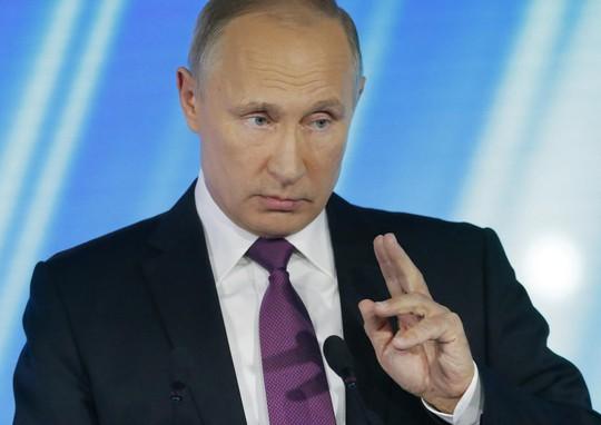 Ông Putin kêu gọi tôn trọng Tổng thống Donald Trump - Ảnh 1.