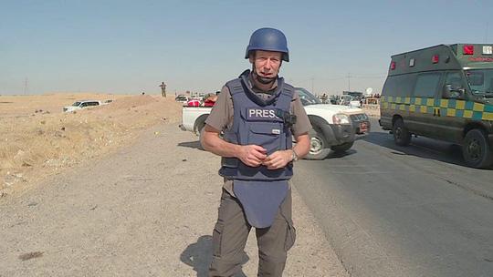 Lực lượng Iraq và người Kurd đụng độ ác liệt - Ảnh 1.