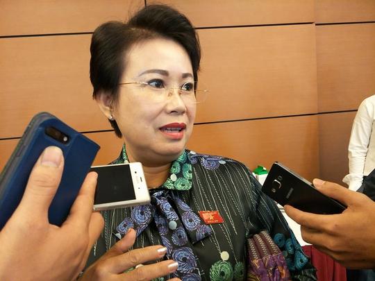 Bà Phan Thị Mỹ Thanh phản hồi việc cử tri đề nghị bãi nhiệm đại biểu QH - Ảnh 1.