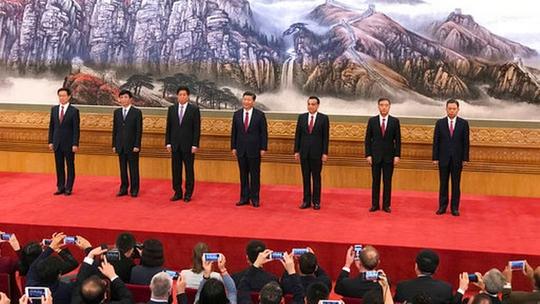 Thấy gì qua Ban Thường vụ Bộ Chính trị Trung Quốc khóa mới? - Ảnh 2.