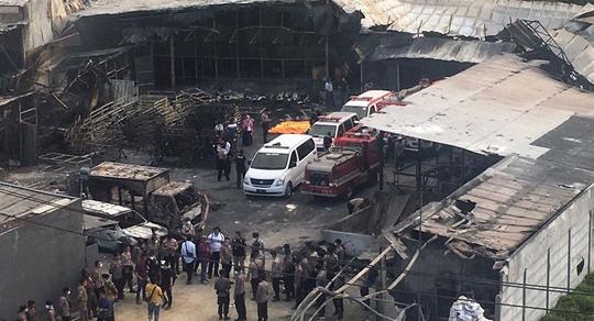 Nổ nhà máy pháo hoa, hơn 90 người thương vong - Ảnh 4.