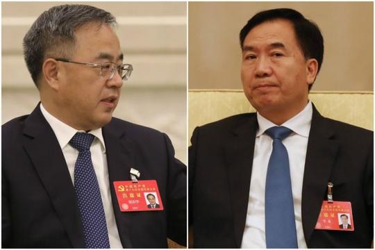 Trung Quốc thay bí thư tỉnh Quảng Đông - Ảnh 1.
