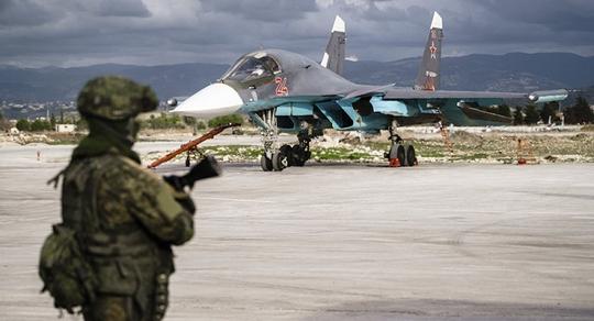 Nga giảm sự hiện diện quân sự ở Syria? - Ảnh 1.