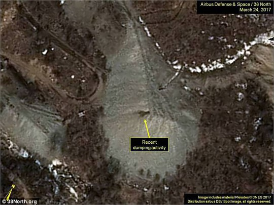 Triều Tiên phủ nhận thử hạt nhân làm chết nhiều người - Ảnh 1.