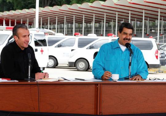 Tổng thống Maduro: Venezuela không thể trả nợ - Ảnh 1.