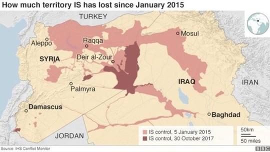 Quân đội Syria chiếm thành trì cuối cùng của IS - Ảnh 2.