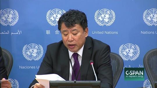 Ủy ban LHQ lên tiếng vụ ông Kim Jong-nam - Ảnh 1.