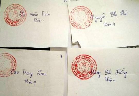 Bí thư thôn kê vợ vào danh sách nhận ủng hộ lũ lụt: Gấp quá nên không nhận ra - Ảnh 2.