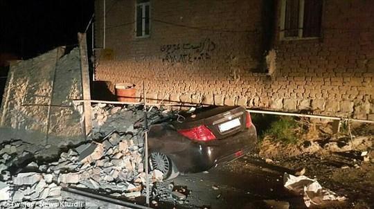 Động đất ở biên giới Iran - Iraq, hơn 210 người chết - Ảnh 8.