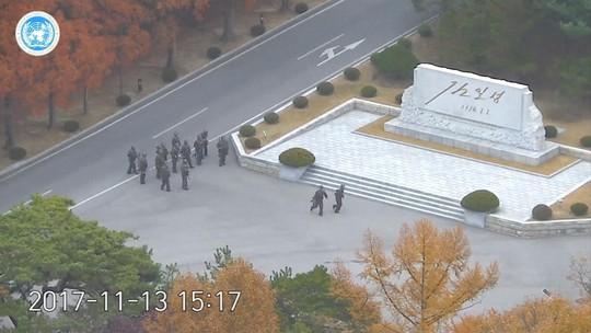 """Triều Tiên """"thay máu"""" lực lượng tại biên giới - Ảnh 1."""