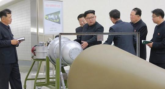 """Chương trình hạt nhân Triều Tiên """"chỉ nhằm vào Mỹ"""" - Ảnh 1."""
