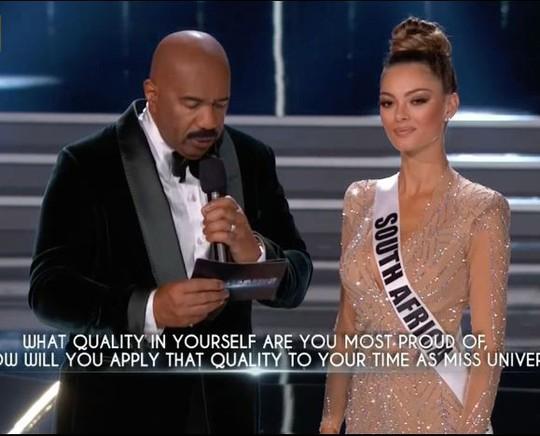 Nam Phi đăng quang Hoa hậu Hoàn vũ 2017 - Ảnh 2.