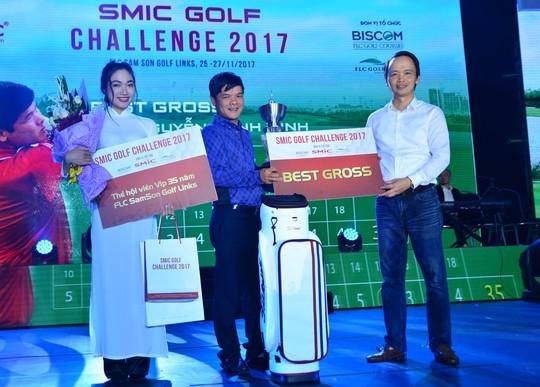 Giải SMIC Golf Challenge Tournament 2017 đã tìm được nhà vô địch - Ảnh 1.