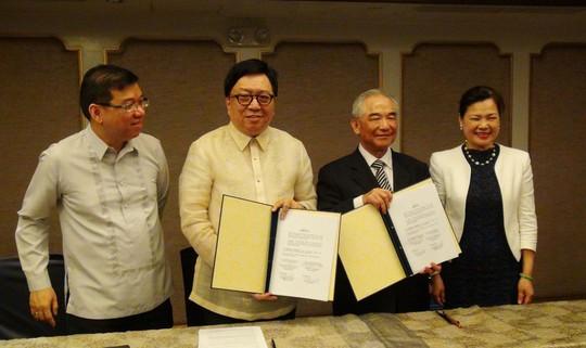 Philippines làm ăn với Đài Loan, Trung Quốc lo ngại - Ảnh 1.