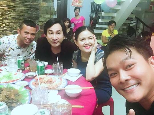 Sinh nhật 59 tuổi, NSƯT Vũ Linh xúc động trước tình cảm của đàn em - Ảnh 5.