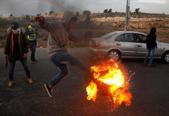 Israel - Thổ Nhĩ Kỳ khẩu chiến vì Jerusalem - Ảnh 1.