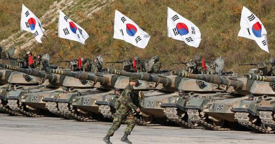 Vì Triều Tiên, Hàn Quốc nở nồi vũ khí - Ảnh 1.
