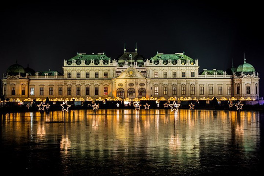 10 thành phố nên đến nhất trong mùa Giáng sinh - Ảnh 1.