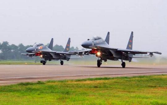 Trung Quốc tập trận gần Nhật Bản, Hàn Quốc và Đài Loan - Ảnh 1.