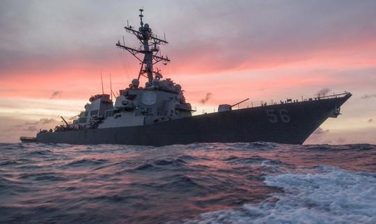 Những hình ảnh ấn tượng của hải quân Mỹ năm 2017 - Ảnh 3.
