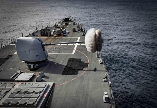 Những hình ảnh ấn tượng của hải quân Mỹ năm 2017 - Ảnh 13.