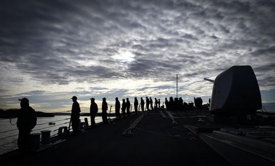 Những hình ảnh ấn tượng của hải quân Mỹ năm 2017 - Ảnh 20.
