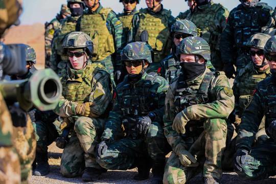 Cán cân quân sự Mỹ - Trung - Nga - Ảnh 1.