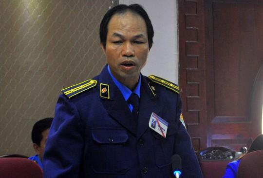 Công an điều tra vụ Chánh thanh tra Sở GTVT Hà Nội bị tố bảo kê - Ảnh 1.