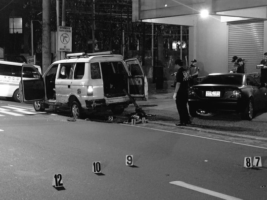Đang tới bệnh viện thì chết oan dưới làn đạn cảnh sát - Ảnh 1.