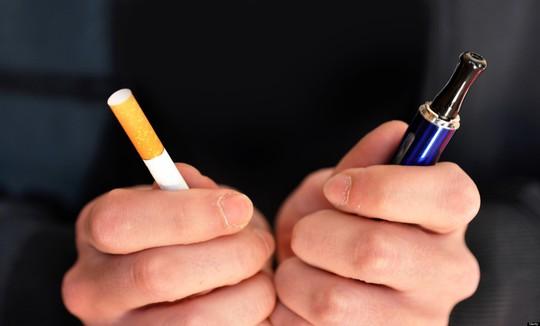 Sự nguy hại của thuốc lá điện tử - Ảnh 3.