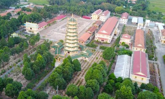 Đại Tòng Lâm, ngôi chùa có nhiều tượng phật nhất Việt Nam - Ảnh 1.