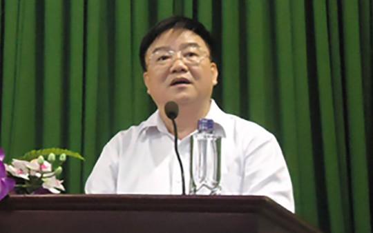 Ông Nguyễn Phong Quang bị cắt mọi chức vụ về Đảng - Ảnh 2.