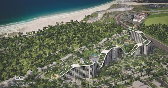 Sắp ra mắt dự án khách sạn nhiều phòng nhất Việt Nam - Ảnh 1.
