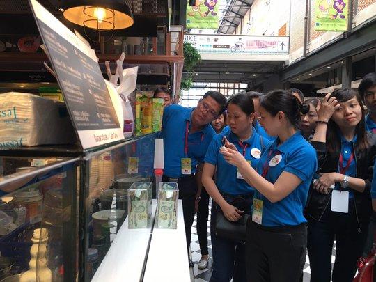 43 doanh nghiệp Việt sang Thái Lan tìm cơ hội bán hàng - Ảnh 1.