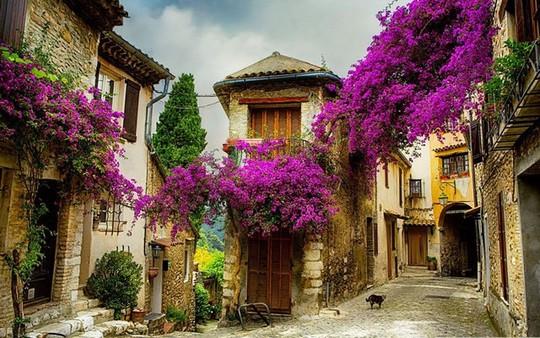 Những ngôi làng đẹp như trong chuyện cổ tích - Ảnh 1.
