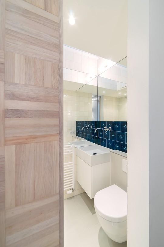 Căn hộ siêu nhỏ 21 m2 đẹp và tiện nghi