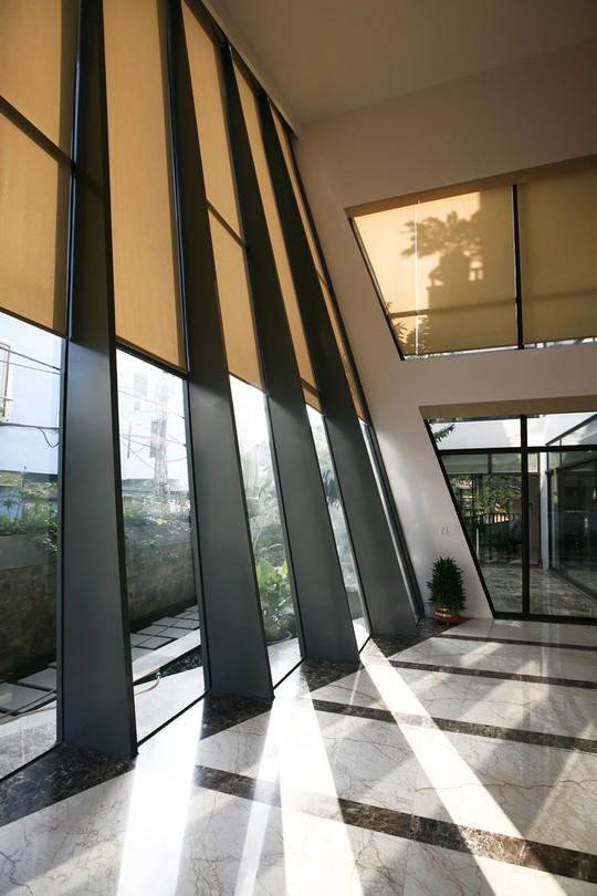 Biệt thự 700 m2 thiết kế tinh tế ở Hà Nội - Ảnh 10.